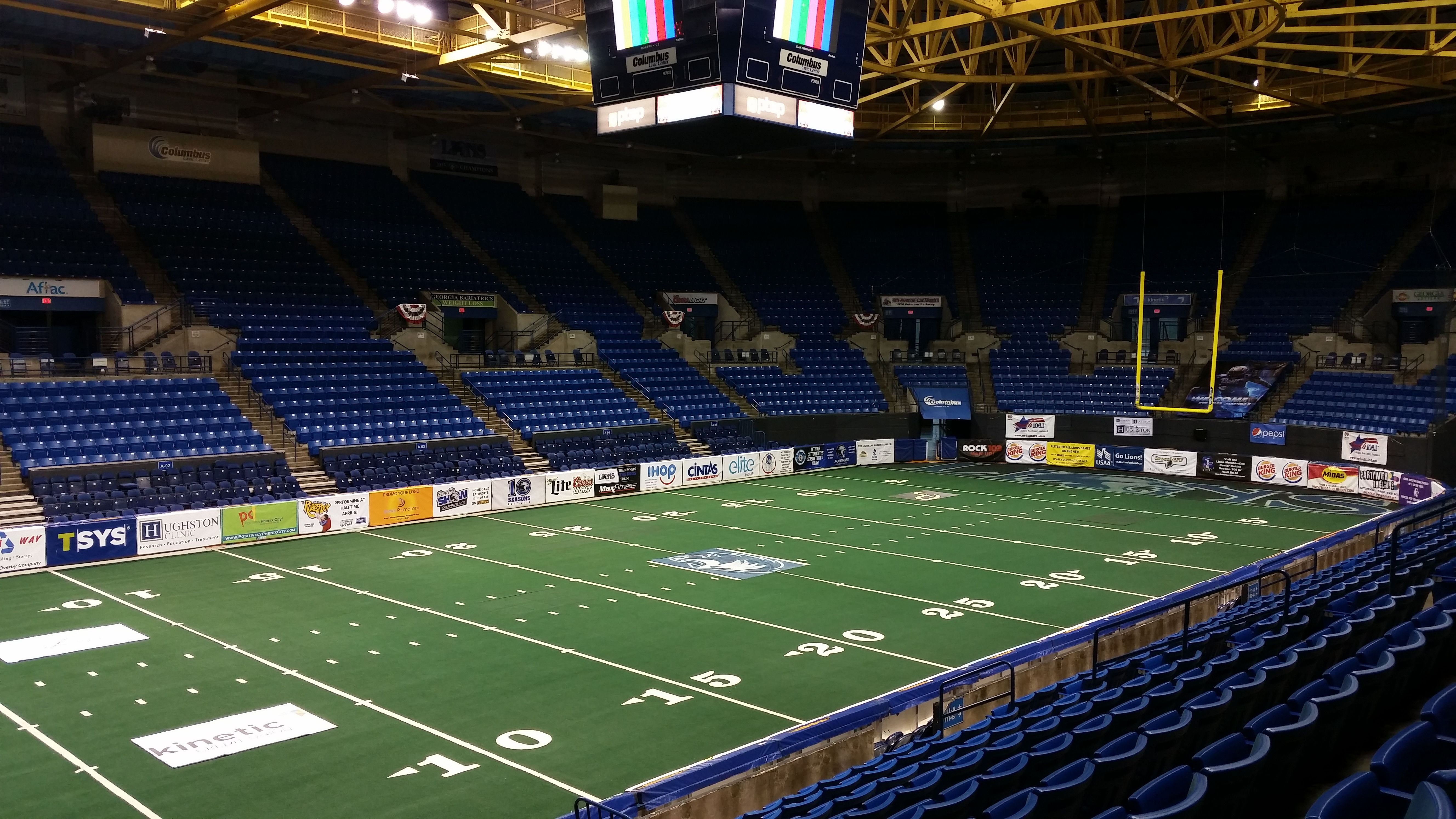 Columbus Lions: Arena Football 101