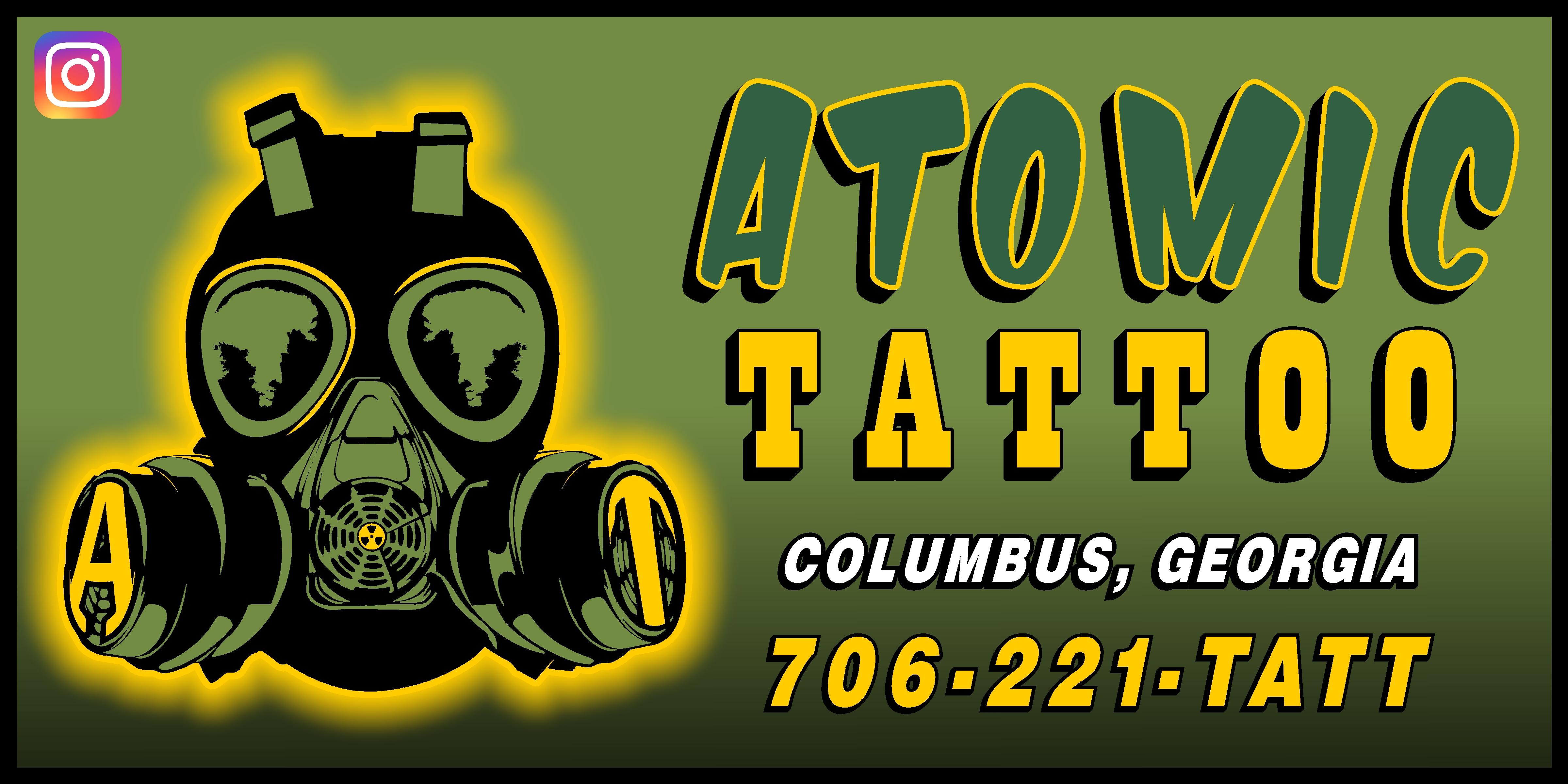 Columbus lions home for Atomic tattoo columbus ga