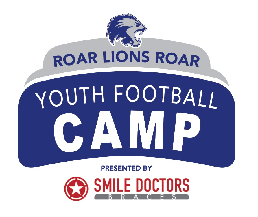 Roar lions roar youth Logo